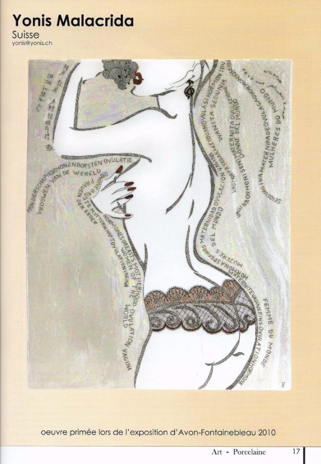 Art et Porcelaine, Revue 1, 9/2010