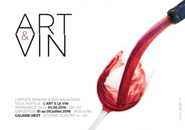 Exposition Galerie NEST 1er - 3 Juillet 2016 Vernissage: 30 juin