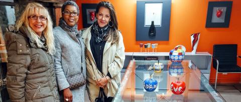 Elvira Aguiar, Yonis et Eunice Jardim
